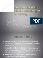Awareness on Harmful Effects of Electronic Gadgets on.pptx