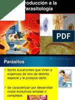 Clase 11 Introducción a La Parasitología