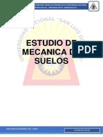 ESTRUCTURA DE ESTUDIO DE SUELOS