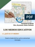 Diseño de Material Didactico Multimedia
