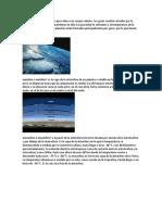 Atmosfera, Exosfera, Litosfera, Troposfera, Hidrosfera, Corteza, Corteza Continental, Manto, Nucleo Interno, Nucleo Externo