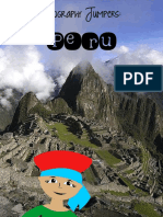 Geography Jumpers Peru
