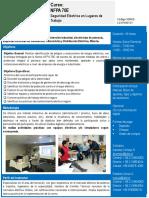 Temario Curso NFPA 2019