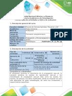 Guía de Actividades y Rúbrica de Evaluación - Fase 3 - Estudio de Caso 2