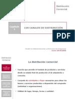 Distribucion Comercial 1. Los Canales de Distribucion