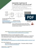 Curso rapido de microcontroladores