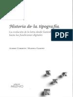 3. Historia de La Tipografía (1)