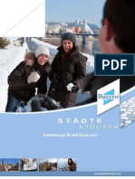 Bayerns schönste Städte – ein Wintermärchen für alle Sinne