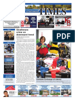 October 11, 2019 Strathmore Times
