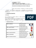 PRACTICA 01 Reconocimiento de Envases y Embalajes