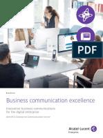 04 OmniPCX Enterprise Brochure En