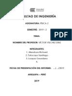 Física 2 - Laboratorio 02