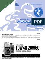 Manual Fazer 250 Abs