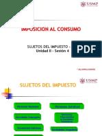 UNIDAD II Sesion 4 OK - Imposicion Al Consumo - FSS