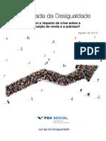 A Escalada Da Desigualdade Marcelo Neri FGV Social