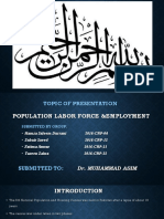 labour force employment