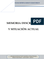 Memoria Descriptiva - Bella