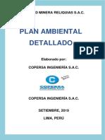 Plan Ambiental Detallado