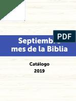 Biblias Bp 2019