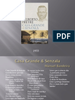 Casa Grande & Senzala (1933)