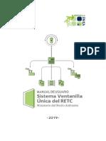 Manual Usuario Sistema Ventanilla Unica Mma