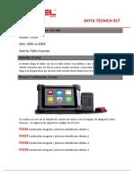 DTC P2336, Ford Focus codificación inyectores.pdf