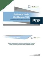 Apresentação Software Web