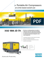 AtlasCopcoXAS 1800JD It4 Spec