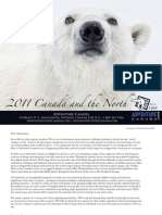 2011 Canada and the North