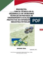 Informe Opiniones Tecnicas de OE_ver_5 Diciembre 2013
