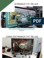 Curso Electrónica y tv INFOTEP