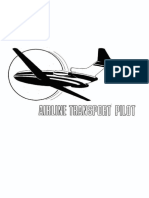 Pilot manual transporting mach 4