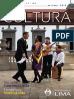 CULTURA LIMA-OCTUBRE