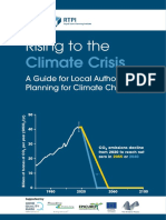 Rising to the Climate Crisis