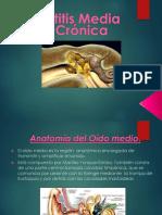 Expo Otitis Media Cronica