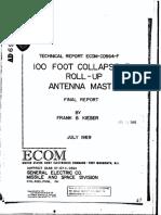 collapsabel antenna