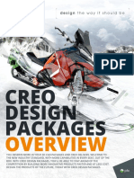 Creo Design Packages Overview
