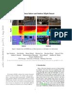 DIODE - A Dense Indoor and Outdoor DEpth Dataset