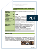 7. GFPI-F-019_Formato_Guia No 7_Control de Invent.y Sistemas de Valorización