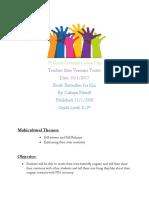 3rd grade diversity lesson plan