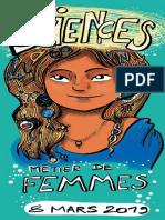 Livret Femmes&Sciences 2019
