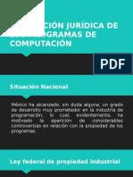 2.2 Protección Jurídica de Los Programas de Computación