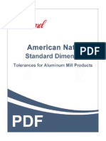"""""""American National Standard Dimensional Tolerances for Aluminum Mill Products""""的副本 Organized Compressed"""