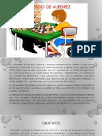 Diapositivas Proyectos de Ajedrez