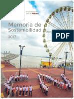 Memoria de Sostenibilidad 2017 CN