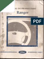 Manual Ranger 2.5 Maxion 2001 (Instruções)