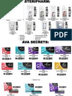 TOM Catalogue PDF
