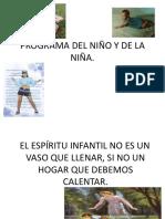 PROGRAMA NIÑOS ,NIÑAS Y ADOLECENTES.ppt