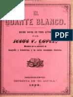 1889 El Guante Blanco