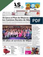 Mijas Semanal nº860 Del 11 al 17 de octubre de 2019